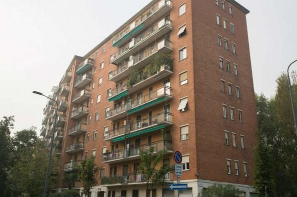 Appartamento in vendita a Milano, Gambara / Bande Nere, Con giardino, 105 mq - Foto 6