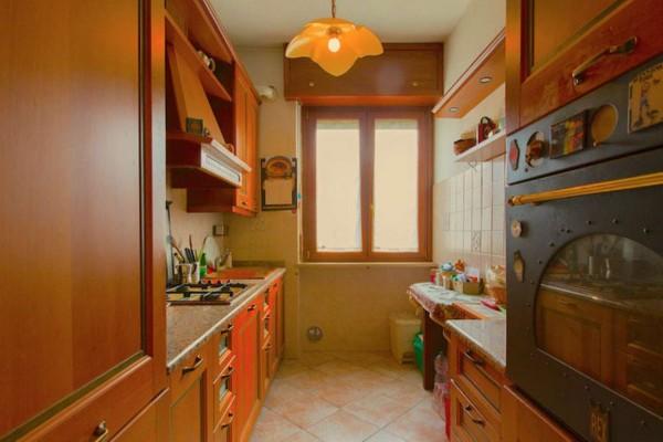Appartamento in vendita a Milano, Gambara / Bande Nere, Con giardino, 105 mq - Foto 18