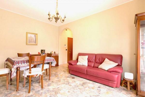 Appartamento in vendita a Milano, Gambara / Bande Nere, Con giardino, 105 mq - Foto 21