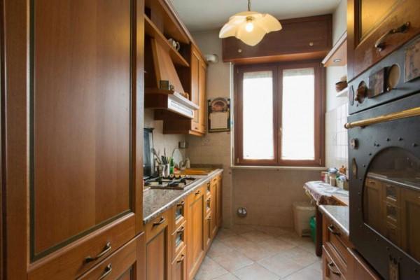 Appartamento in vendita a Milano, Gambara / Bande Nere, Con giardino, 105 mq - Foto 17