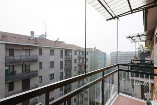 Appartamento in vendita a Milano, Gambara / Bande Nere, Con giardino, 105 mq - Foto 12