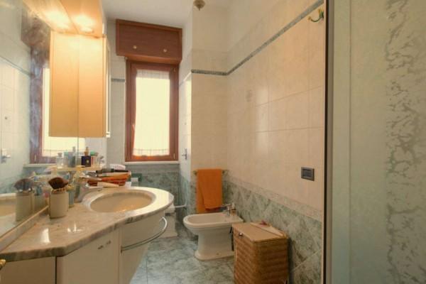 Appartamento in vendita a Milano, Gambara / Bande Nere, Con giardino, 105 mq - Foto 13