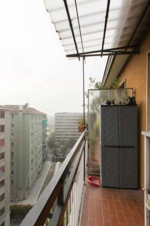 Appartamento in vendita a Milano, Gambara / Bande Nere, Con giardino, 105 mq - Foto 20