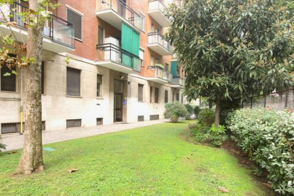 Appartamento in vendita a Milano, Gambara / Bande Nere, Con giardino, 105 mq - Foto 7