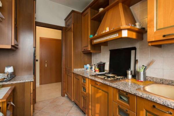 Appartamento in vendita a Milano, Gambara / Bande Nere, Con giardino, 105 mq - Foto 16
