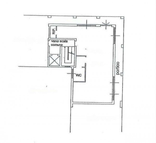 Negozio in affitto a Caronno Pertusella, Stazioni, 79 mq - Foto 10