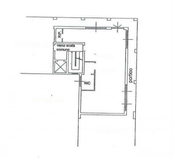 Negozio in affitto a Caronno Pertusella, Stazioni, 79 mq - Foto 2