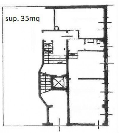 Negozio in affitto a Caronno Pertusella, 40 mq