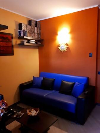 Appartamento in vendita a Gerenzano, Stazione, Con giardino, 55 mq - Foto 10
