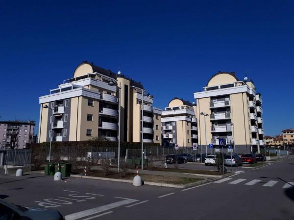 Appartamento in vendita a Gerenzano, Stazione, Con giardino, 55 mq - Foto 11