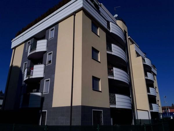 Appartamento in vendita a Gerenzano, Stazione, Con giardino, 55 mq - Foto 12
