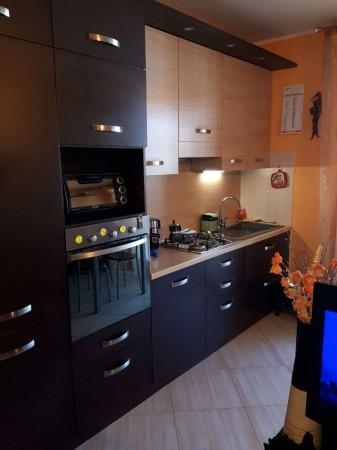 Appartamento in vendita a Gerenzano, Stazione, Con giardino, 55 mq - Foto 4