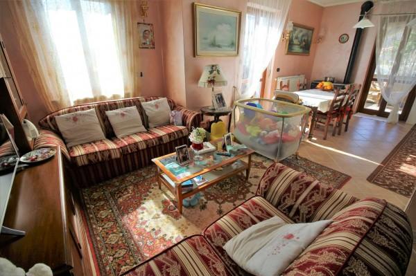 Appartamento in vendita a Caselette, Con giardino, 87 mq - Foto 19