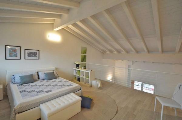 Appartamento in vendita a Cassano d'Adda, Naviglio, Con giardino, 55 mq - Foto 17