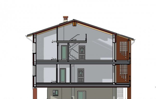 Appartamento in vendita a Cassano d'Adda, Naviglio, Con giardino, 55 mq - Foto 14