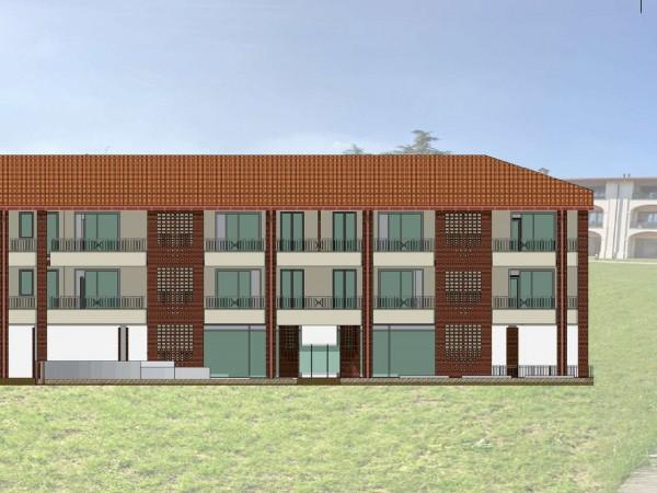 Appartamento in vendita a Cassano d'Adda, Naviglio, Con giardino, 55 mq - Foto 15