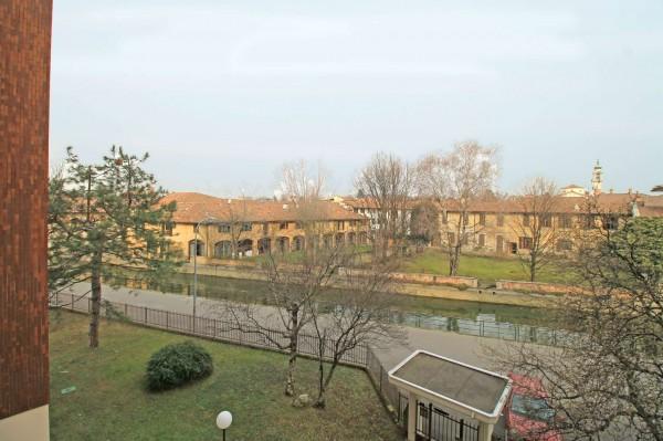 Appartamento in vendita a Inzago, Naviglio, Con giardino, 116 mq - Foto 20