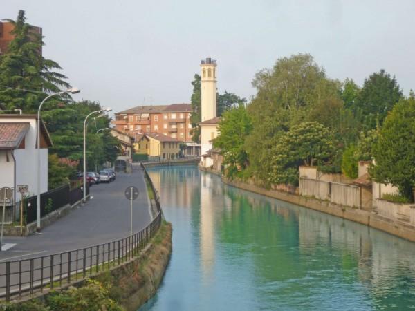Appartamento in vendita a Inzago, Naviglio, Con giardino, 116 mq - Foto 21
