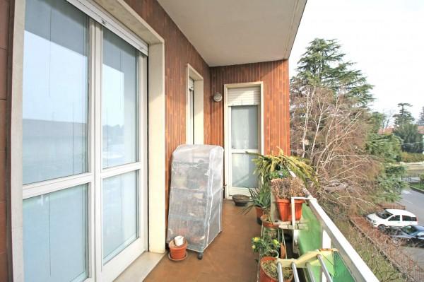 Appartamento in vendita a Inzago, Naviglio, Con giardino, 116 mq - Foto 12