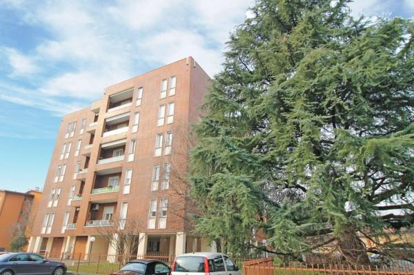 Appartamento in vendita a Inzago, Naviglio, Con giardino, 116 mq