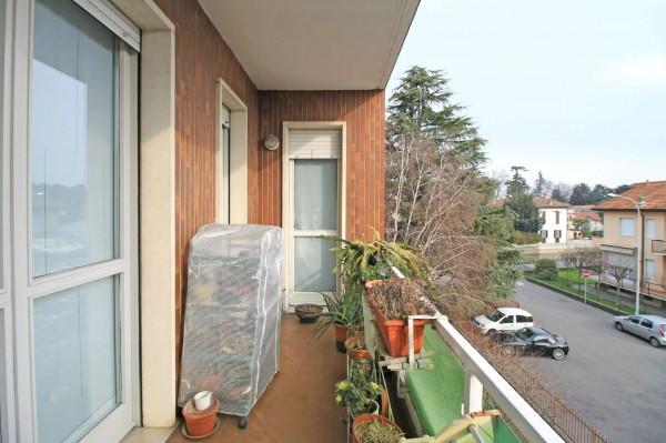 Appartamento in vendita a Inzago, Naviglio, Con giardino, 116 mq - Foto 13