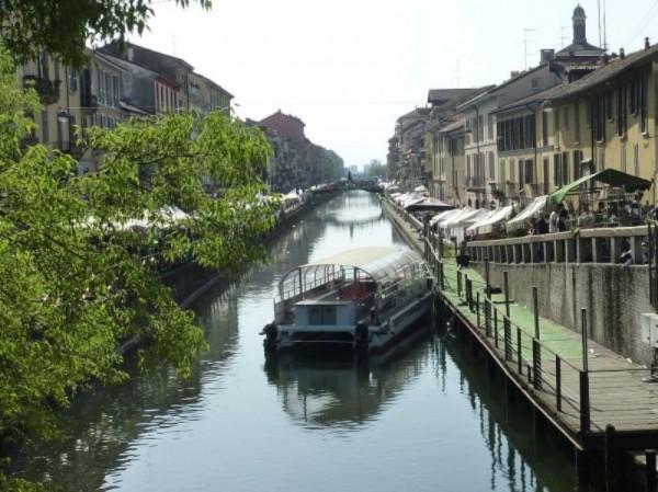Appartamento in affitto a Milano, Porta Genova, Darsena, Arredato, 55 mq - Foto 15