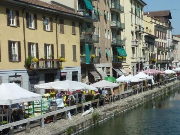 Appartamento in affitto a Milano, Porta Genova, Darsena, Arredato, 55 mq - Foto 13