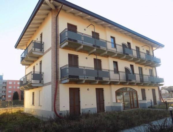 Appartamento in vendita a Bovisio-Masciago, Centro/stazione, Con giardino, 52 mq