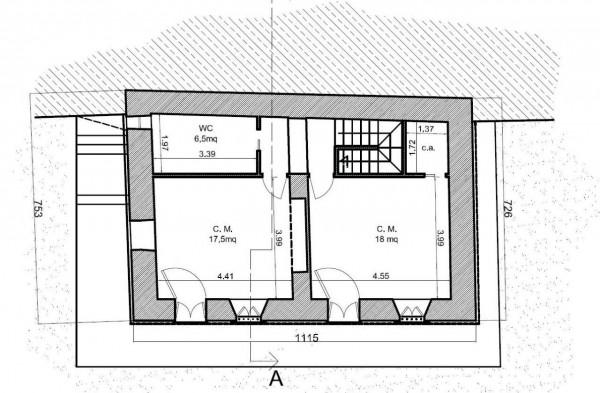 Casa indipendente in vendita a Santa Margherita Ligure, Dolcina Alta, Con giardino, 220 mq - Foto 10