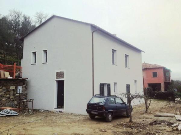 Casa indipendente in vendita a Santa Margherita Ligure, Dolcina Alta, Con giardino, 220 mq - Foto 22