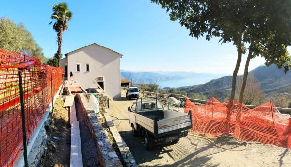 Casa indipendente in vendita a Santa Margherita Ligure, Dolcina Alta, Con giardino, 220 mq - Foto 4