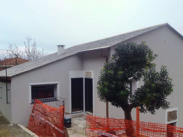 Casa indipendente in vendita a Santa Margherita Ligure, Dolcina Alta, Con giardino, 220 mq - Foto 18