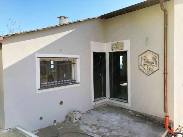 Casa indipendente in vendita a Santa Margherita Ligure, Dolcina Alta, Con giardino, 220 mq - Foto 7