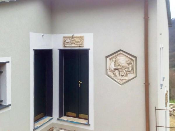 Casa indipendente in vendita a Santa Margherita Ligure, Dolcina Alta, Con giardino, 220 mq - Foto 13
