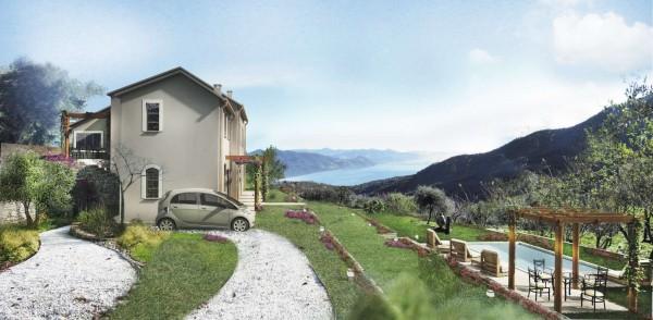 Casa indipendente in vendita a Santa Margherita Ligure, Dolcina Alta, Con giardino, 220 mq - Foto 8
