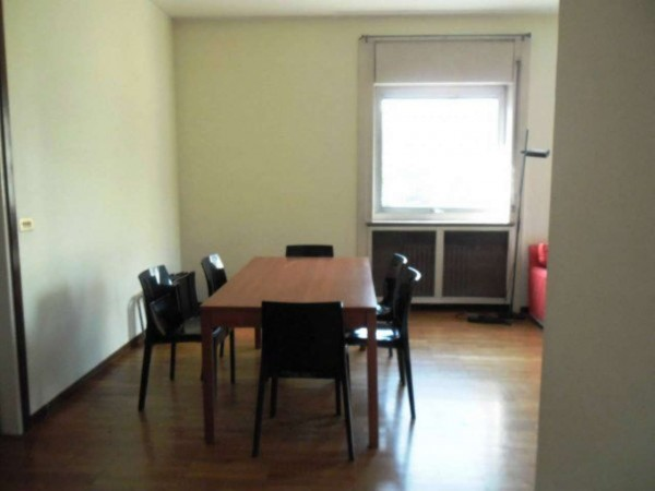 Appartamento in affitto a Milano, Monte Rosa, Arredato, con giardino, 140 mq - Foto 10