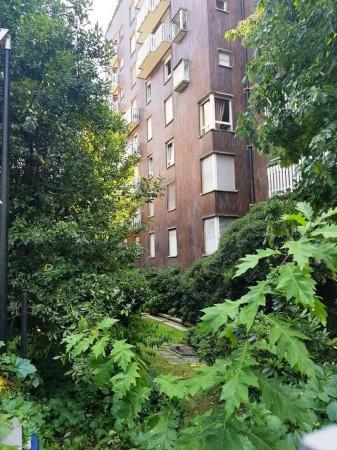 Appartamento in affitto a Milano, Monte Rosa, Arredato, con giardino, 140 mq - Foto 15