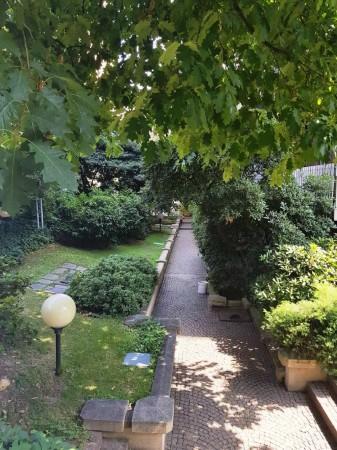 Appartamento in affitto a Milano, Monte Rosa, Arredato, con giardino, 140 mq - Foto 14