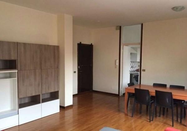 Appartamento in affitto a Milano, Monte Rosa, Arredato, con giardino, 140 mq - Foto 12