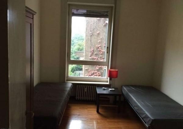 Appartamento in affitto a Milano, Monte Rosa, Arredato, con giardino, 140 mq - Foto 13