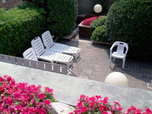 Appartamento in affitto a Milano, Monte Rosa, Arredato, con giardino, 140 mq - Foto 8