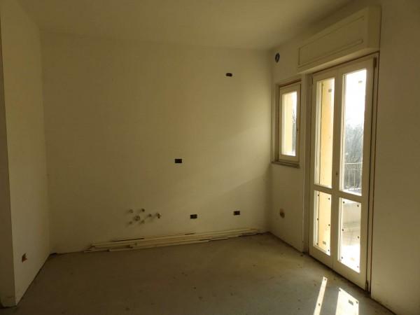 Appartamento in vendita a Lentate sul Seveso, Mucchirolo, Con giardino, 156 mq - Foto 13