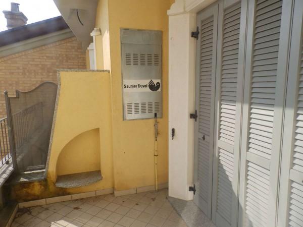 Appartamento in vendita a Lentate sul Seveso, Mucchirolo, Con giardino, 156 mq - Foto 3