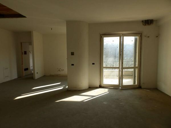 Appartamento in vendita a Lentate sul Seveso, Mucchirolo, Con giardino, 156 mq - Foto 12