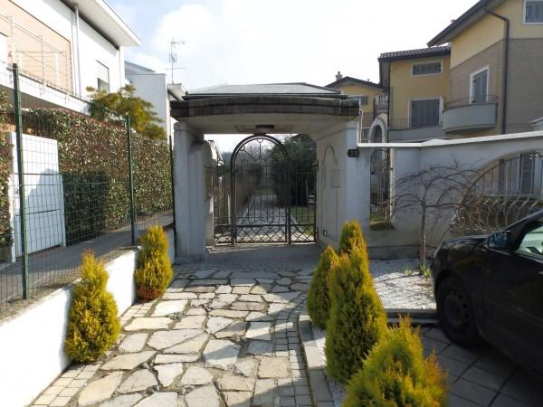 Appartamento in vendita a Lentate sul Seveso, Mucchirolo, Con giardino, 156 mq - Foto 19