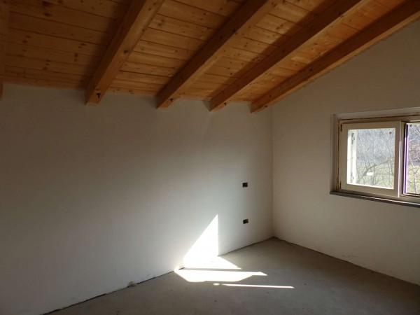 Appartamento in vendita a Lentate sul Seveso, Mucchirolo, Con giardino, 156 mq - Foto 9