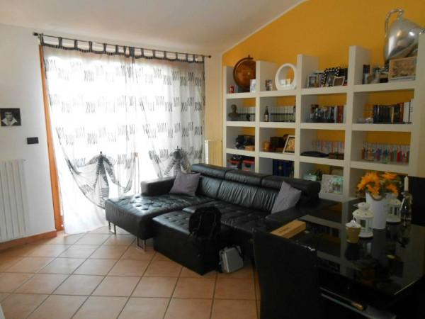 Appartamento in vendita a Trescore Cremasco, Centro, 101 mq