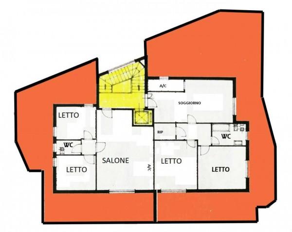 Appartamento in vendita a Roma, Monte Sacro, 180 mq - Foto 4