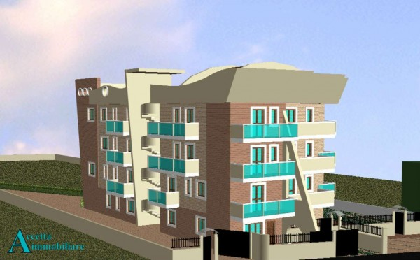 Appartamento in vendita a Taranto, Residenziale, 75 mq - Foto 5