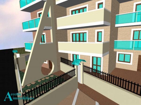 Appartamento in vendita a Taranto, Residenziale, Con giardino, 75 mq - Foto 4